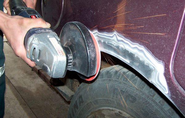 Пошаговая инструкция, как покрасить авто своими руками