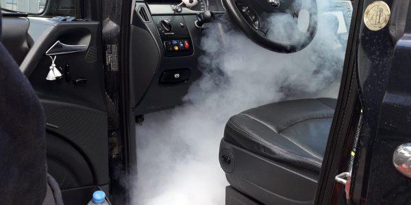 Сухой туман для авто: чем он хорош и как работает