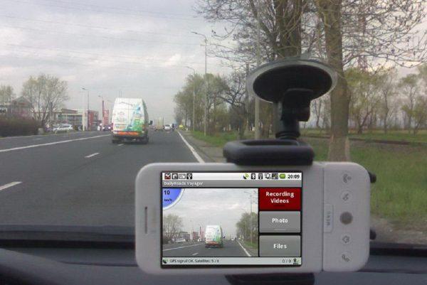 Как из смартфона сделать видеорегистратор: инструкция