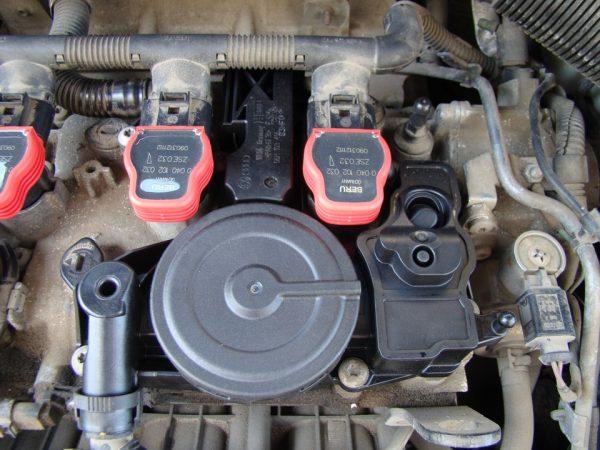 Причины жора масла в двигателе и способы их устранения