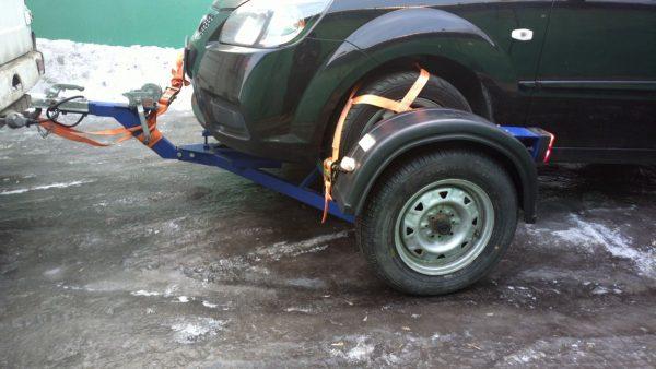 Как буксировать автомобиль на автомате: правила и основные ограничения