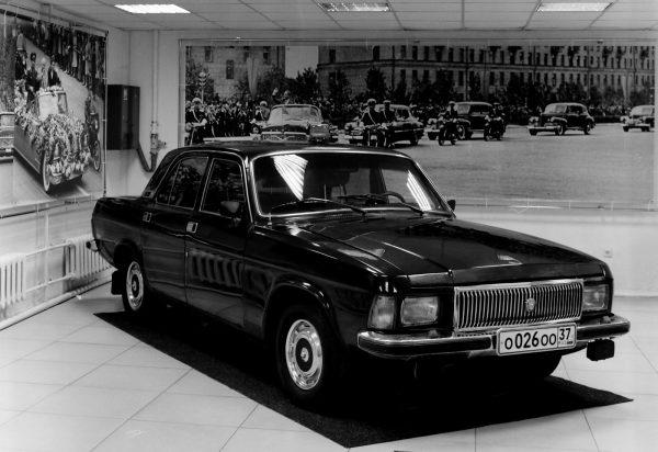Редкие и уникальные модификации автомобиля Волга