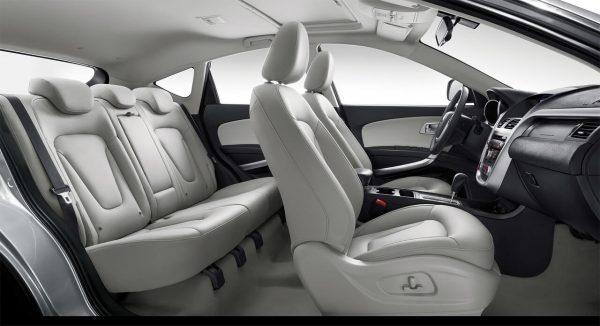 Роскошный китаец Faw Besturn X80, цена и комплектации которого оставляют позади Mazda CX-5