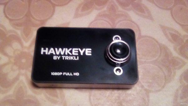 Отзывы о видеорегистраторе Hawkeye by Trikli и аналоги девайса