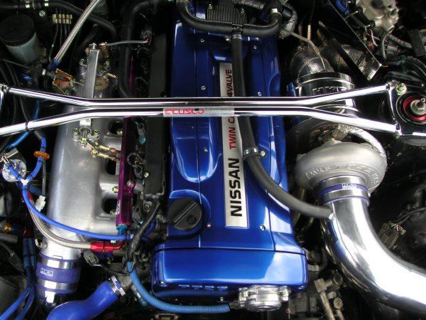 Двигатель-легенда Nissan RB26dett: на каких машинах стоит
