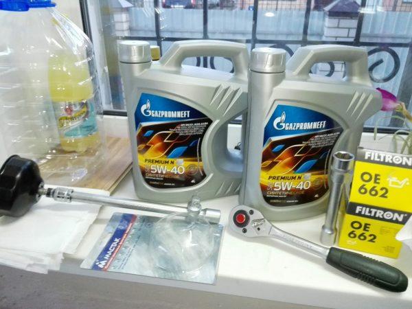 Характеристики и отзывы на масло Газпромнефть 5w40: полусинтетика