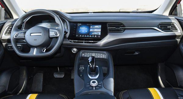 Обзор новенького купе-кроссовера Haval F7x родом из Китая: почему он так привлекателен