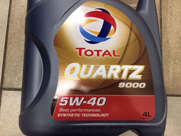 Отзывы о масле Тотал Кварц 9000 5w40: как не купить подделку