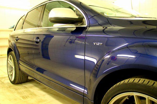 Покрытие кузова автомобиля автомобиля Ceramic Pro: как выглядит и как его наносить