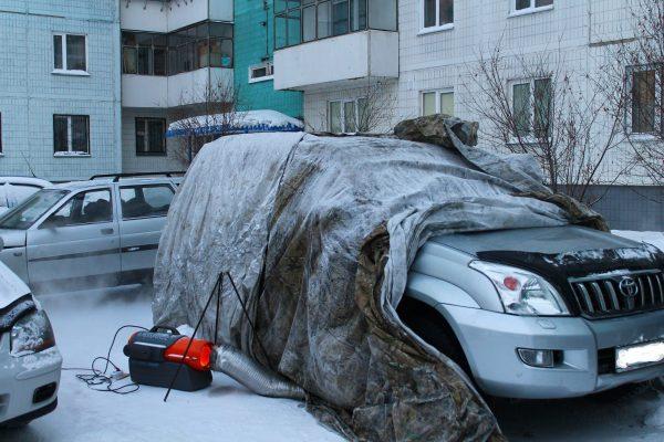 Возможен ли быстрый прогрев двигателя зимой и нужно ли это делать