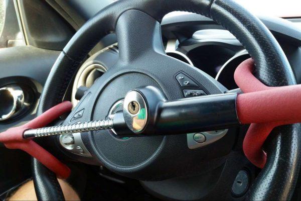 Топ лучших механических защит автомобиля от угона: обзор и цены