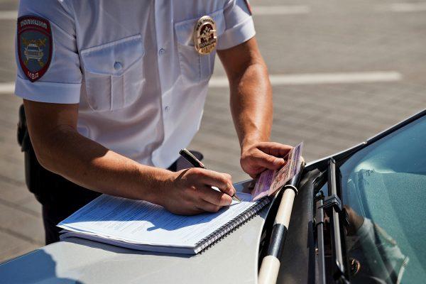 Лишение водительских прав как происходит