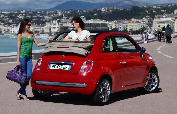 Рейтинг недорогих машин с автоматом для женщин