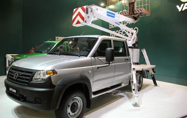 Уникальный УАЗ Профи: современные фургоны, цены и комплектации
