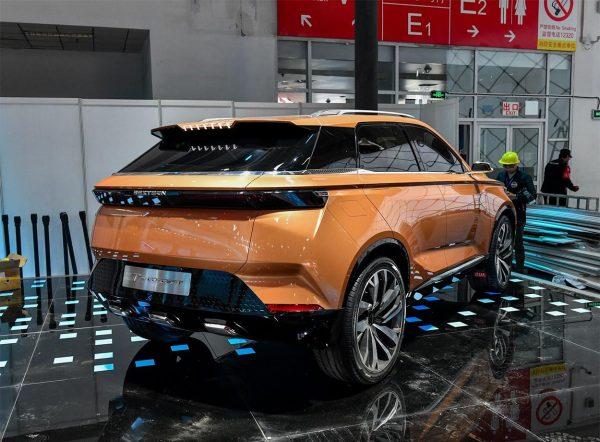 Чудо из Китая – FAW Besturn (Bestune) x60 уже осенью 2020 в России