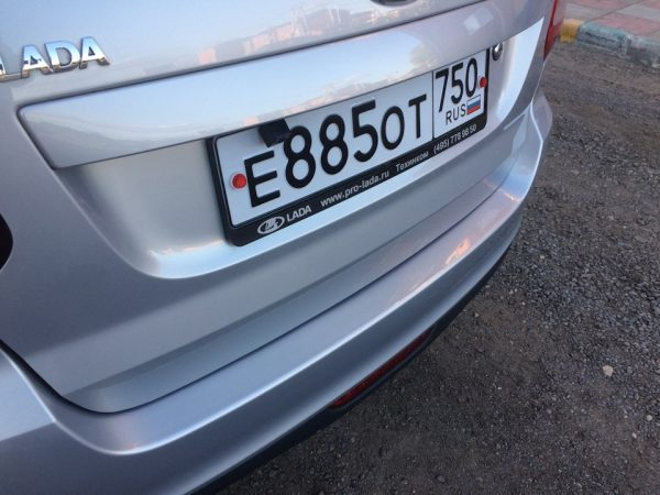 Штрафы за болты-катафоты на номерах авто: нужен ли такой тюнинг