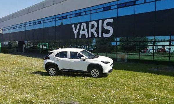 Уникальный кроссовер Toyota Yaris Cross