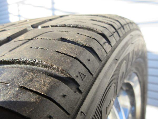 Индикатор равномерности износа шин, о котором водители не знают