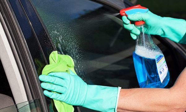 Как мыть авто на сухую без воды