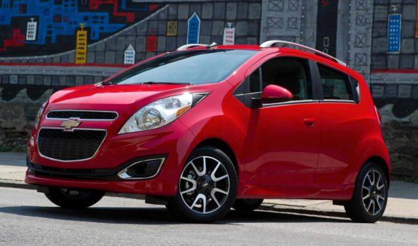 Обзор трех новых моделей бюджетных Chevrolet в России