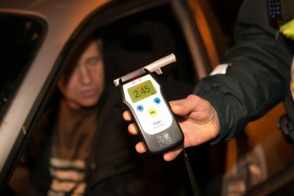 Штраф за пьяное вождение увеличат до 50 тысяч